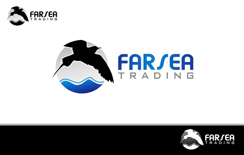 Logo Design by Respati Himawan - Entry No. 18 in the Logo Design Contest Unique Logo Design Wanted for Farsea Trading.