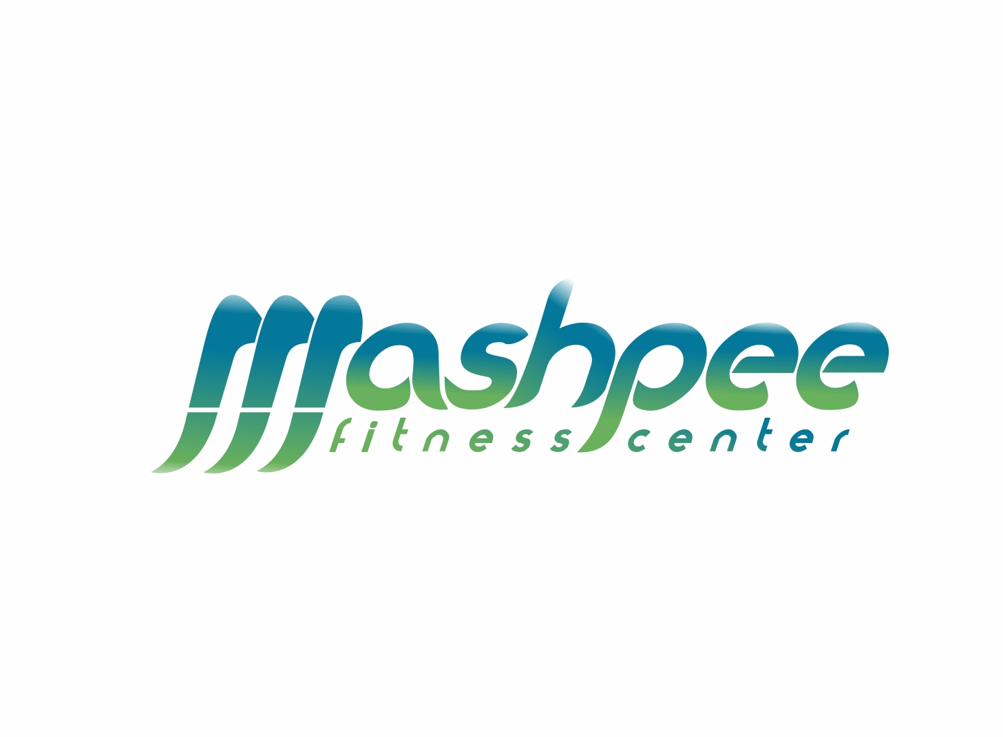 Logo Design by Zdravko Krulj - Entry No. 26 in the Logo Design Contest New Logo Design for Mashpee Fitness Center.