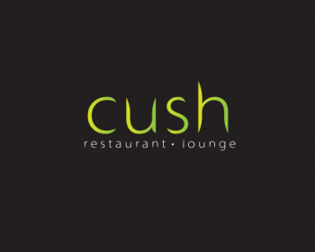 Logo Design by abbiedesigns - Entry No. 51 in the Logo Design Contest Cush Restaurant & Lounge Ltd..