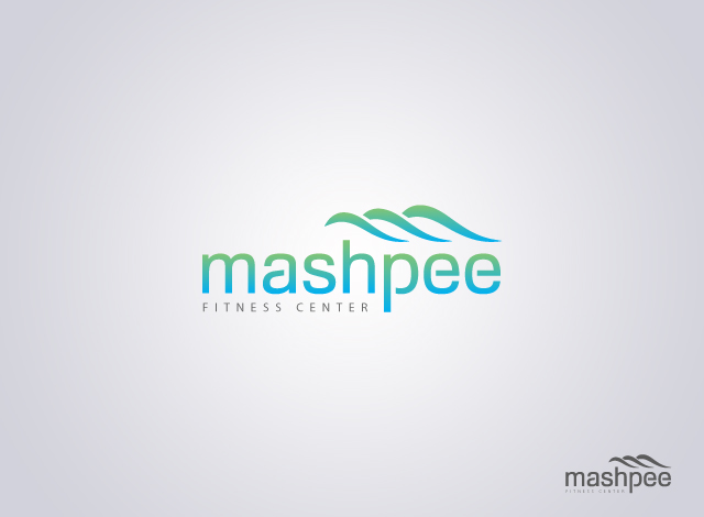Logo Design by Private User - Entry No. 27 in the Logo Design Contest New Logo Design for Mashpee Fitness Center.