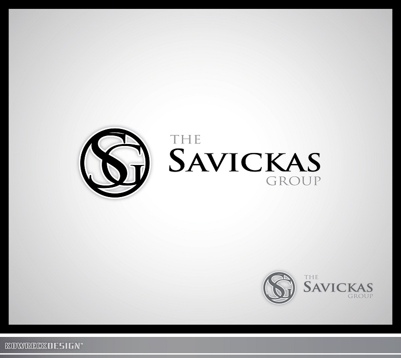 Logo Design by kowreck - Entry No. 72 in the Logo Design Contest Logo Design Needed for Exciting New Company The Savickas Group.