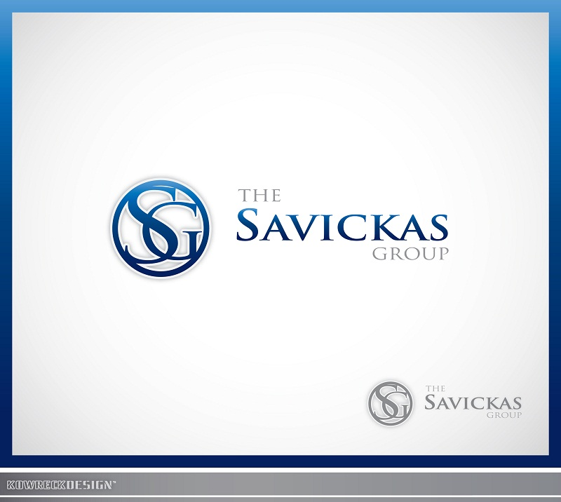 Logo Design by kowreck - Entry No. 74 in the Logo Design Contest Logo Design Needed for Exciting New Company The Savickas Group.