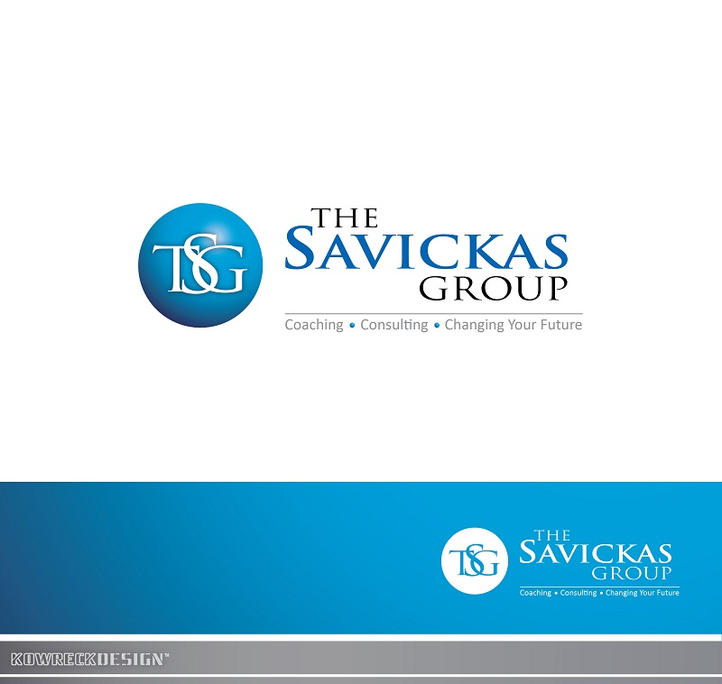 Logo Design by kowreck - Entry No. 77 in the Logo Design Contest Logo Design Needed for Exciting New Company The Savickas Group.