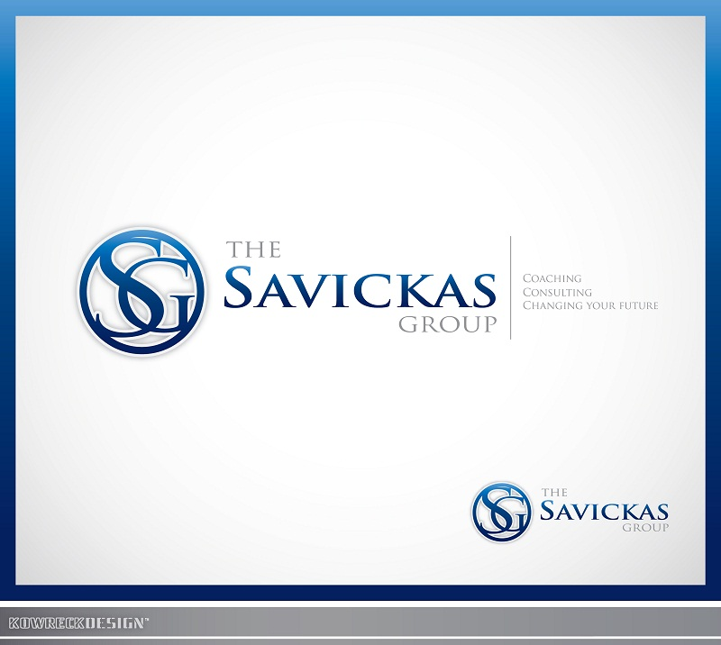 Logo Design by kowreck - Entry No. 80 in the Logo Design Contest Logo Design Needed for Exciting New Company The Savickas Group.