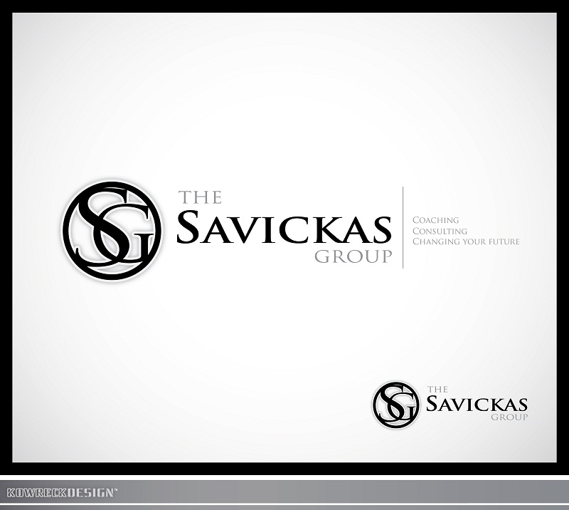 Logo Design by kowreck - Entry No. 81 in the Logo Design Contest Logo Design Needed for Exciting New Company The Savickas Group.