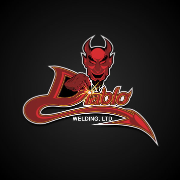 Logo Design by Private User - Entry No. 79 in the Logo Design Contest New Logo Design for Diablo Welding Ltd..
