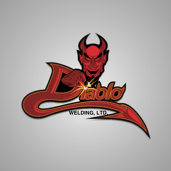 Logo Design by Private User - Entry No. 80 in the Logo Design Contest New Logo Design for Diablo Welding Ltd..