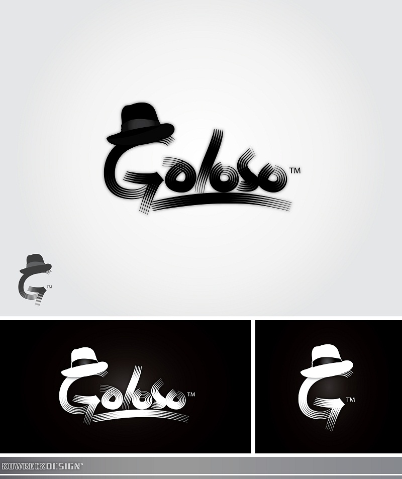 Logo Design by kowreck - Entry No. 72 in the Logo Design Contest Unique Logo Design Wanted for Goloso.