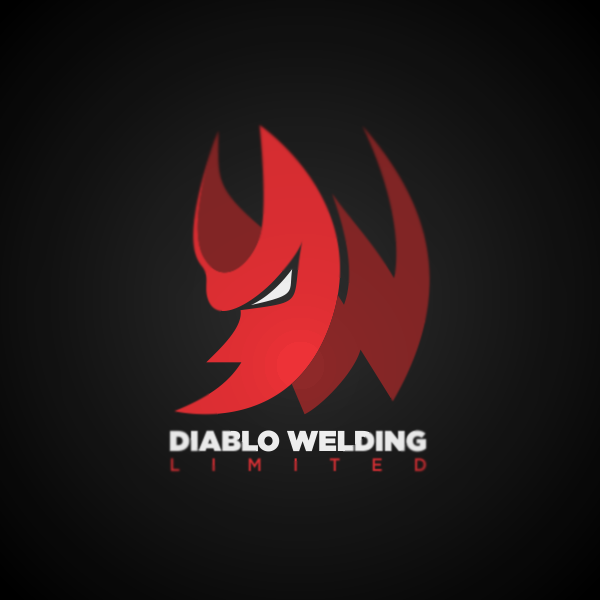 Logo Design by Private User - Entry No. 82 in the Logo Design Contest New Logo Design for Diablo Welding Ltd..