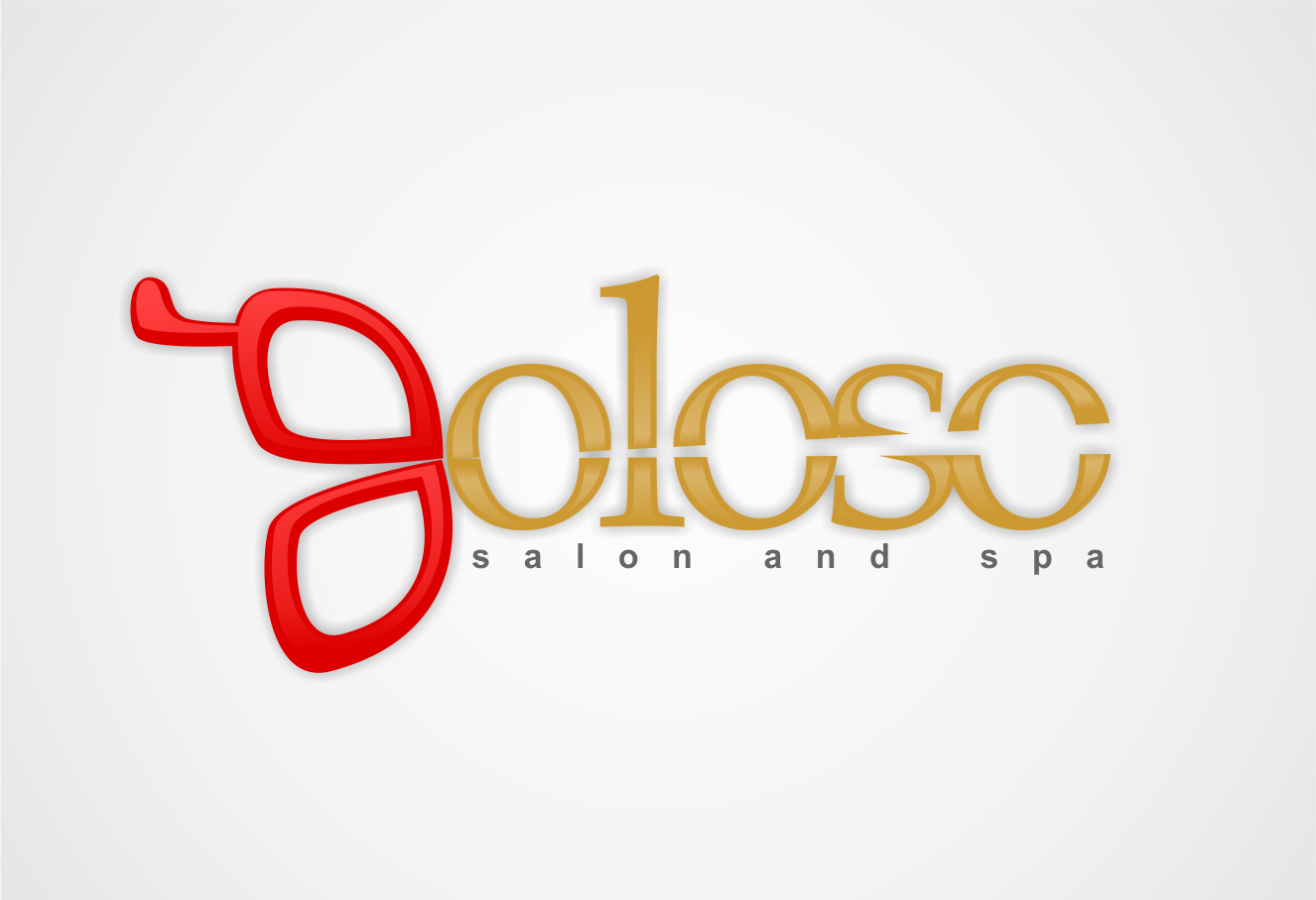Logo Design by Mas an ibnu Zani Sutowo - Entry No. 75 in the Logo Design Contest Unique Logo Design Wanted for Goloso.