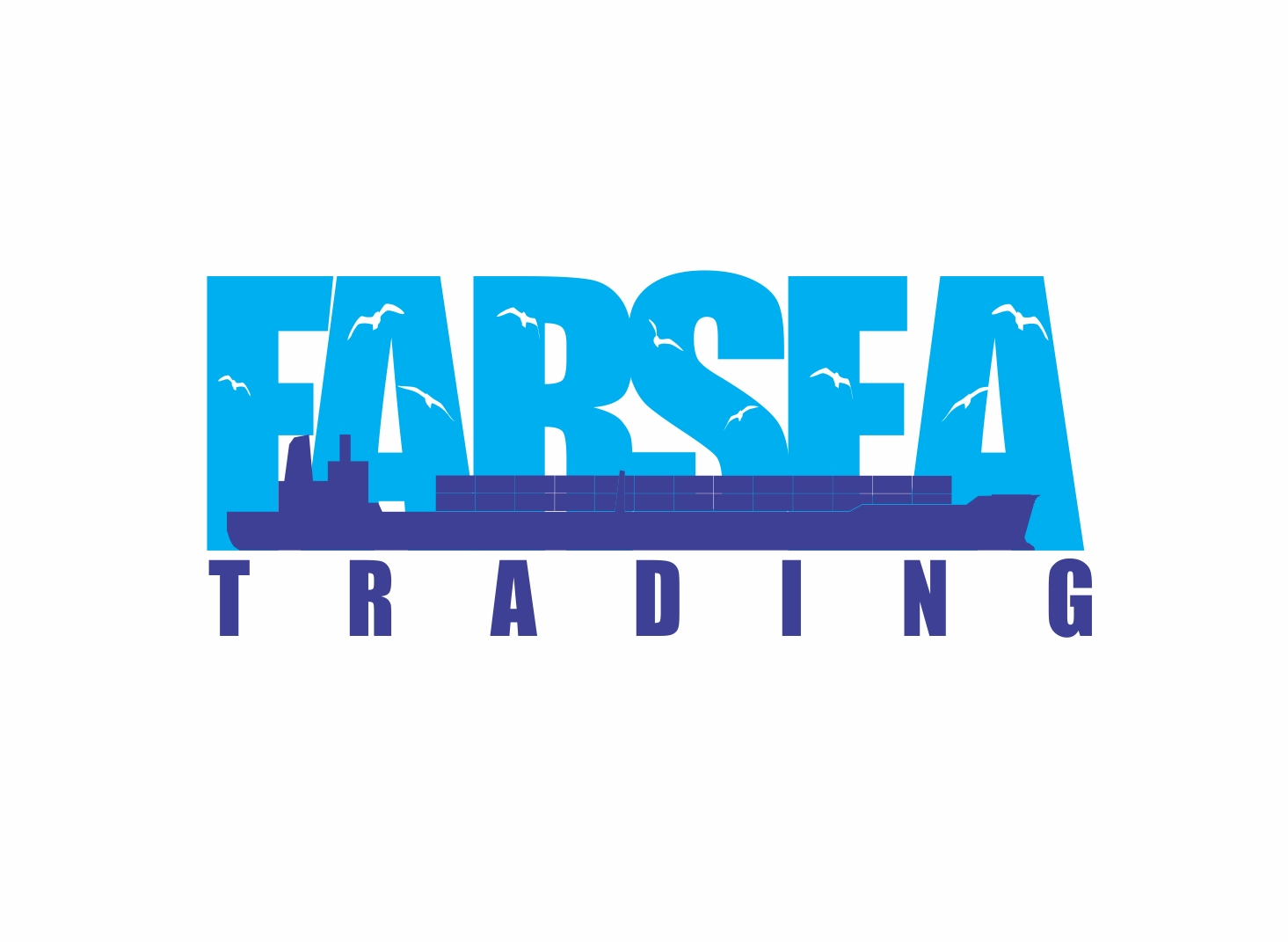 Logo Design by Zdravko Krulj - Entry No. 29 in the Logo Design Contest Unique Logo Design Wanted for Farsea Trading.