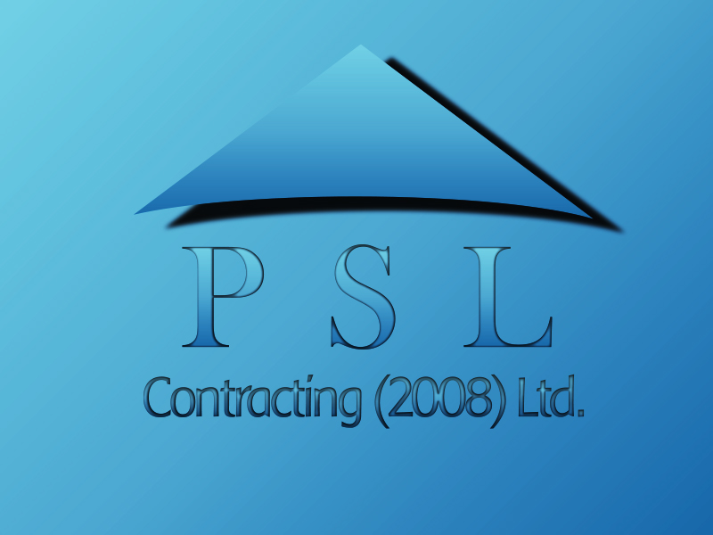 Logo Design by Mythos Designs - Entry No. 34 in the Logo Design Contest PSL Contracting (2008) Ltd. Logo Design.