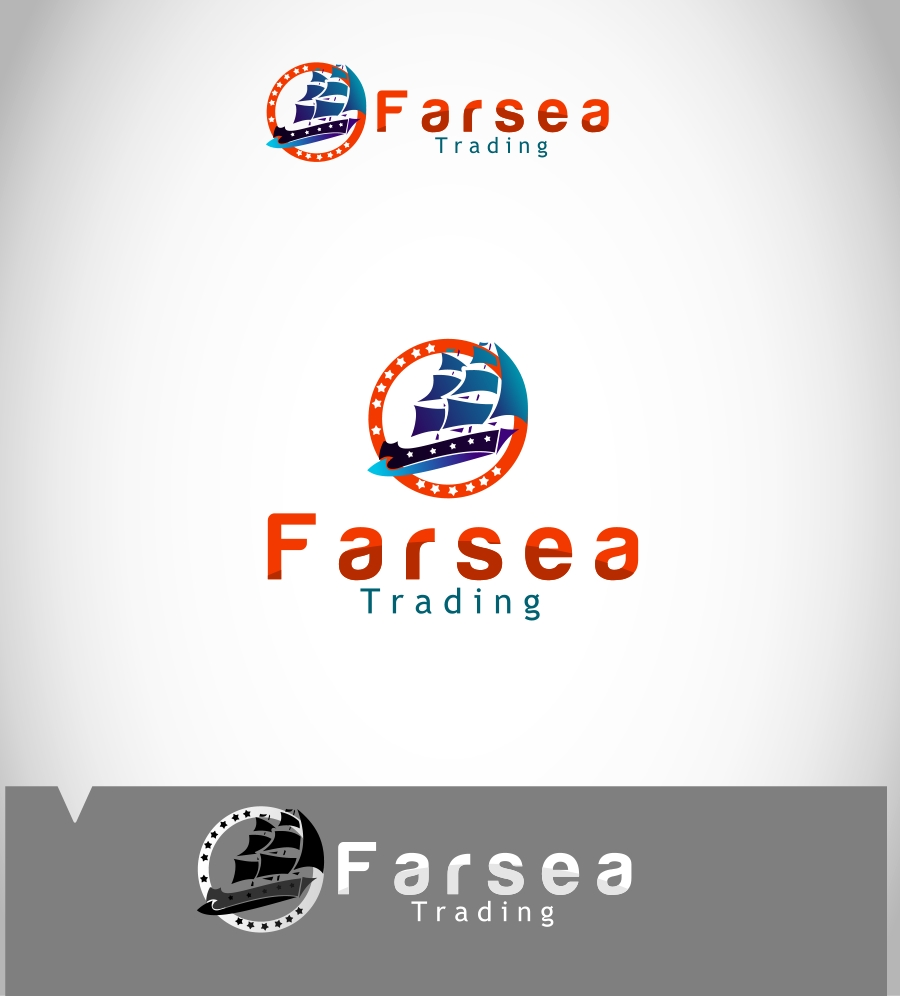 Logo Design by Private User - Entry No. 30 in the Logo Design Contest Unique Logo Design Wanted for Farsea Trading.