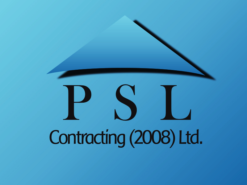 Logo Design by Mythos Designs - Entry No. 35 in the Logo Design Contest PSL Contracting (2008) Ltd. Logo Design.