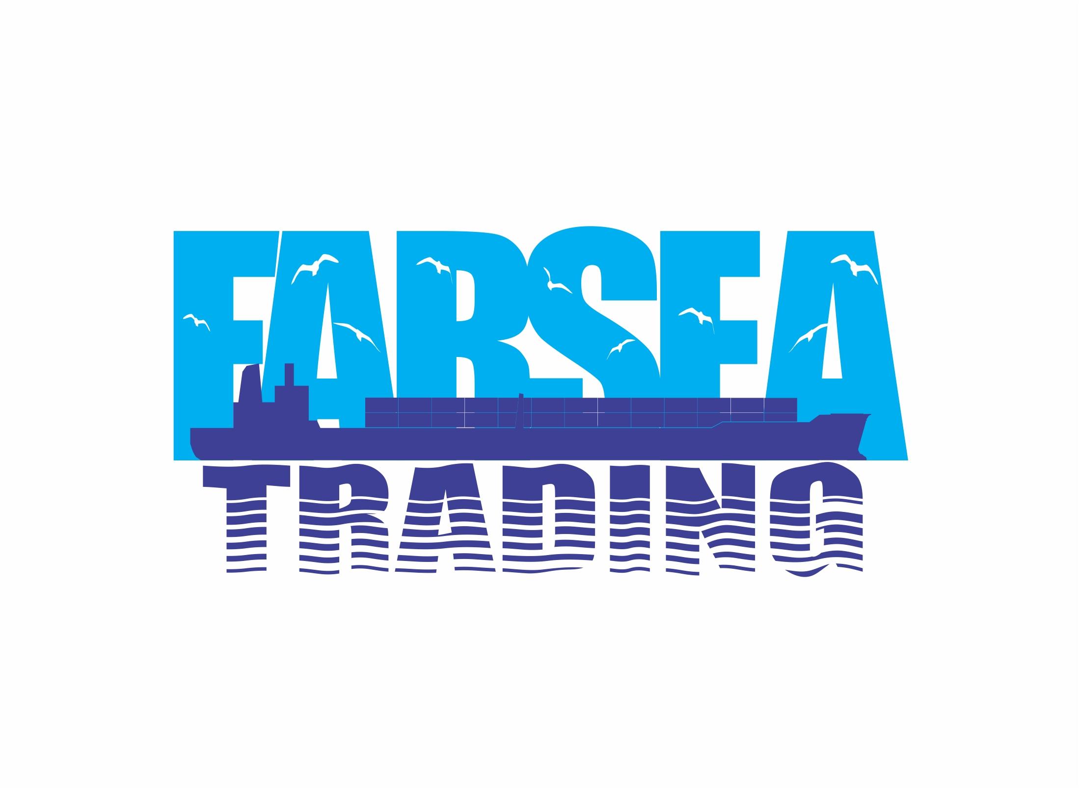 Logo Design by Zdravko Krulj - Entry No. 31 in the Logo Design Contest Unique Logo Design Wanted for Farsea Trading.