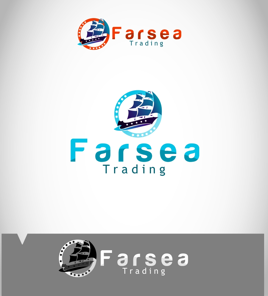 Logo Design by Private User - Entry No. 32 in the Logo Design Contest Unique Logo Design Wanted for Farsea Trading.