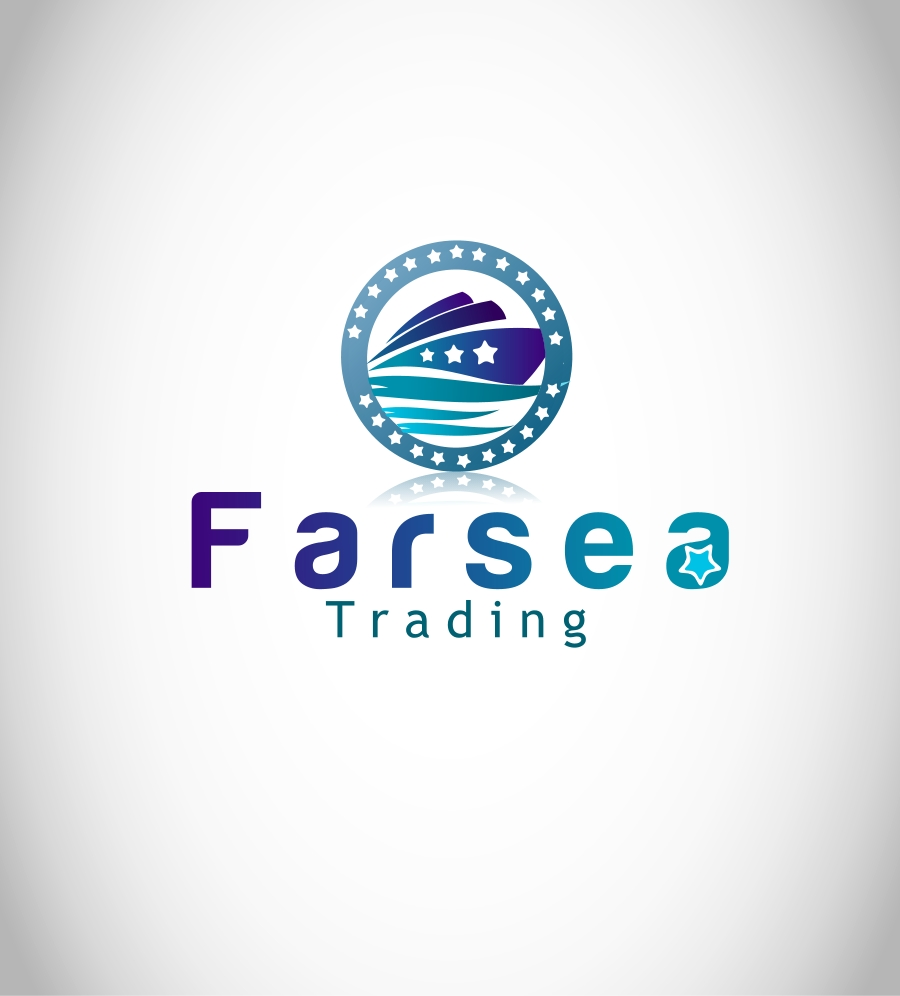 Logo Design by Private User - Entry No. 33 in the Logo Design Contest Unique Logo Design Wanted for Farsea Trading.