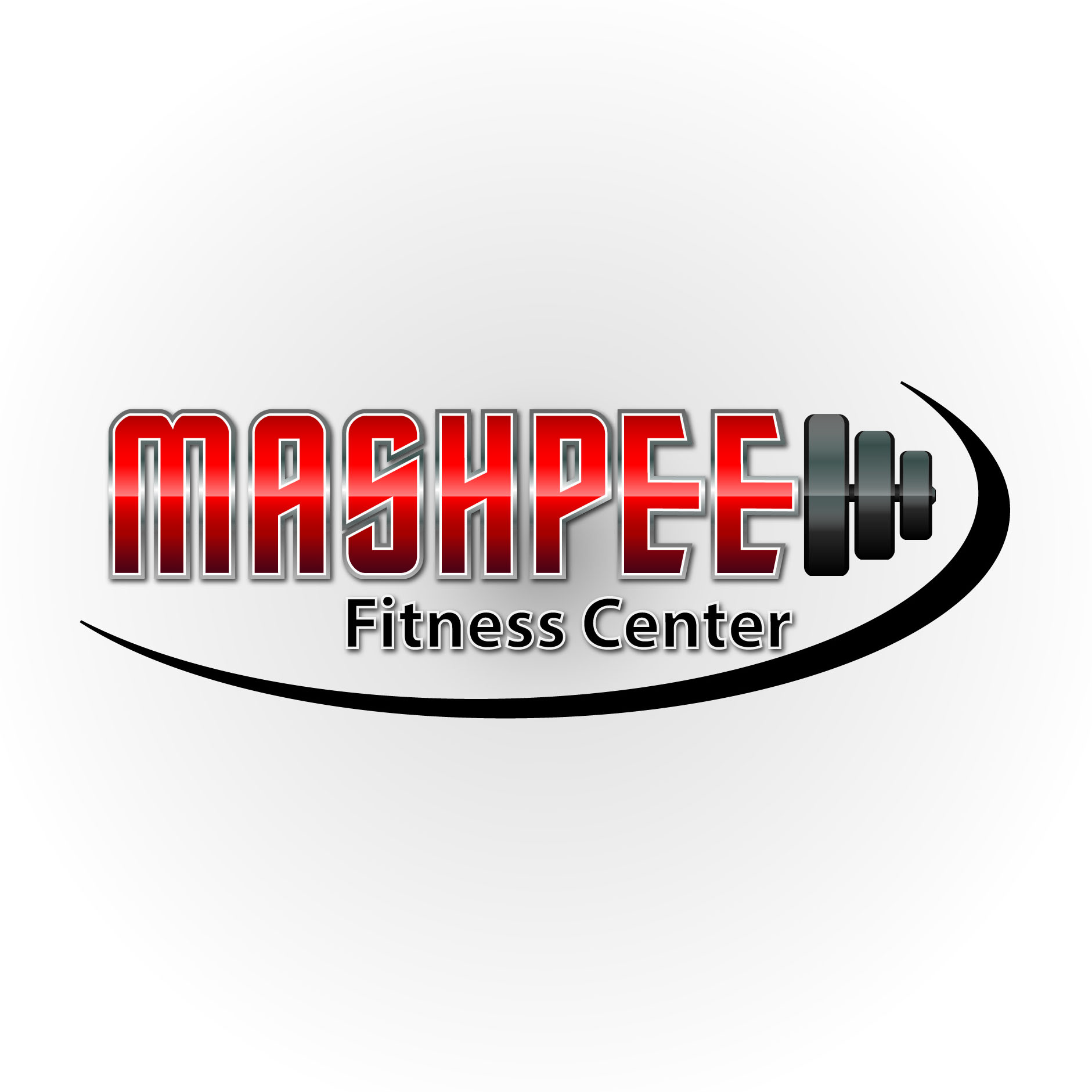 Logo Design by Private User - Entry No. 36 in the Logo Design Contest New Logo Design for Mashpee Fitness Center.