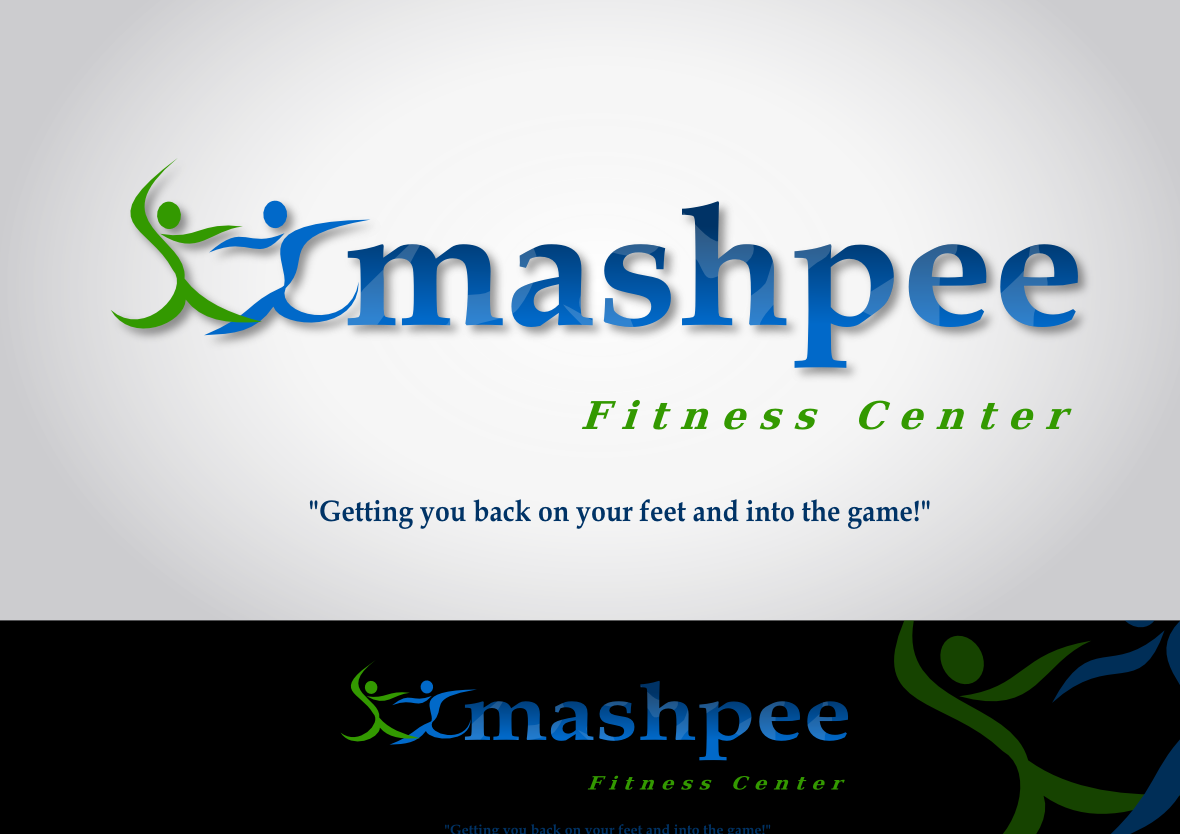 Logo Design by whoosef - Entry No. 38 in the Logo Design Contest New Logo Design for Mashpee Fitness Center.