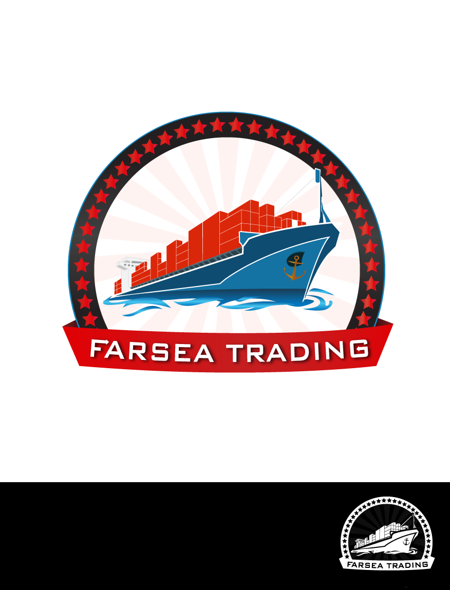 Logo Design by Private User - Entry No. 34 in the Logo Design Contest Unique Logo Design Wanted for Farsea Trading.
