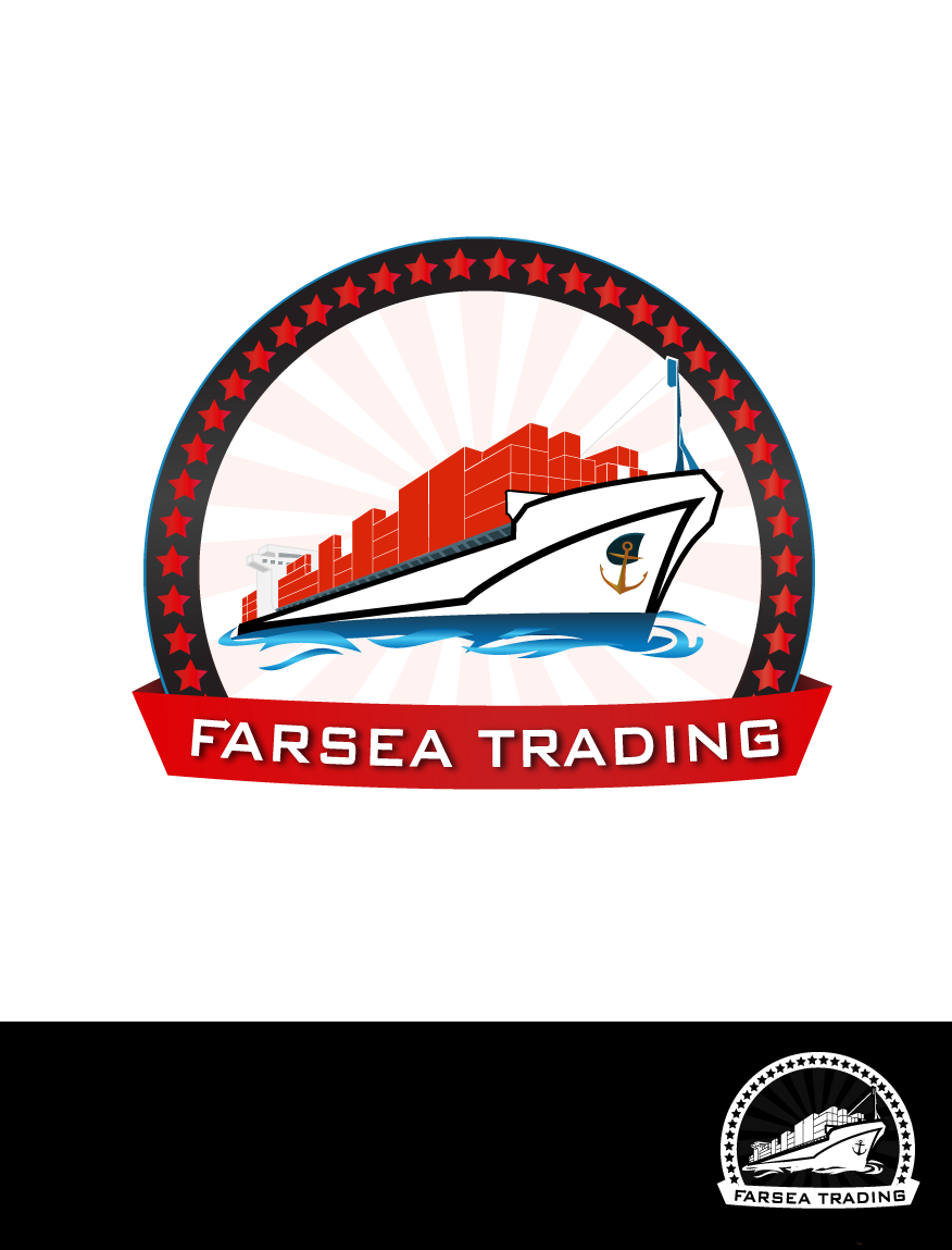 Logo Design by Private User - Entry No. 36 in the Logo Design Contest Unique Logo Design Wanted for Farsea Trading.
