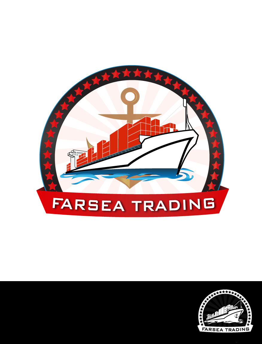 Logo Design by Private User - Entry No. 38 in the Logo Design Contest Unique Logo Design Wanted for Farsea Trading.