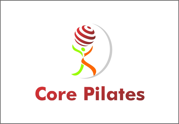 Logo Design by Hudy Wake - Entry No. 4 in the Logo Design Contest Core Pilates Logo Design.