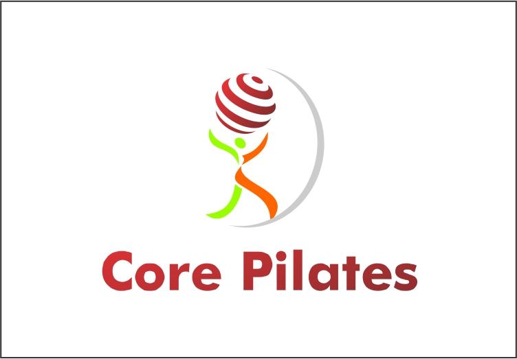 Logo Design by Hudy Wake - Entry No. 4 in the Logo Design Contest Core Pilates Logo Design.