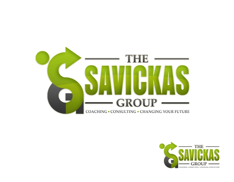 Logo Design by Juan_Kata - Entry No. 103 in the Logo Design Contest Logo Design Needed for Exciting New Company The Savickas Group.