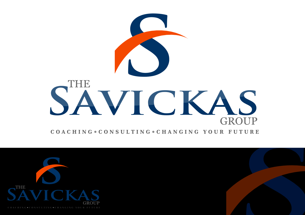 Logo Design by whoosef - Entry No. 109 in the Logo Design Contest Logo Design Needed for Exciting New Company The Savickas Group.