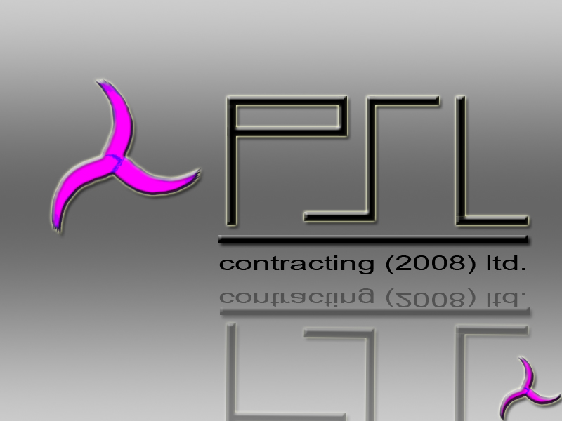 Logo Design by Aljohn Mana-ay - Entry No. 36 in the Logo Design Contest PSL Contracting (2008) Ltd. Logo Design.