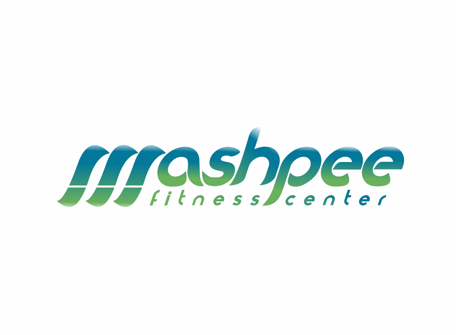 Logo Design by Zdravko Krulj - Entry No. 44 in the Logo Design Contest New Logo Design for Mashpee Fitness Center.