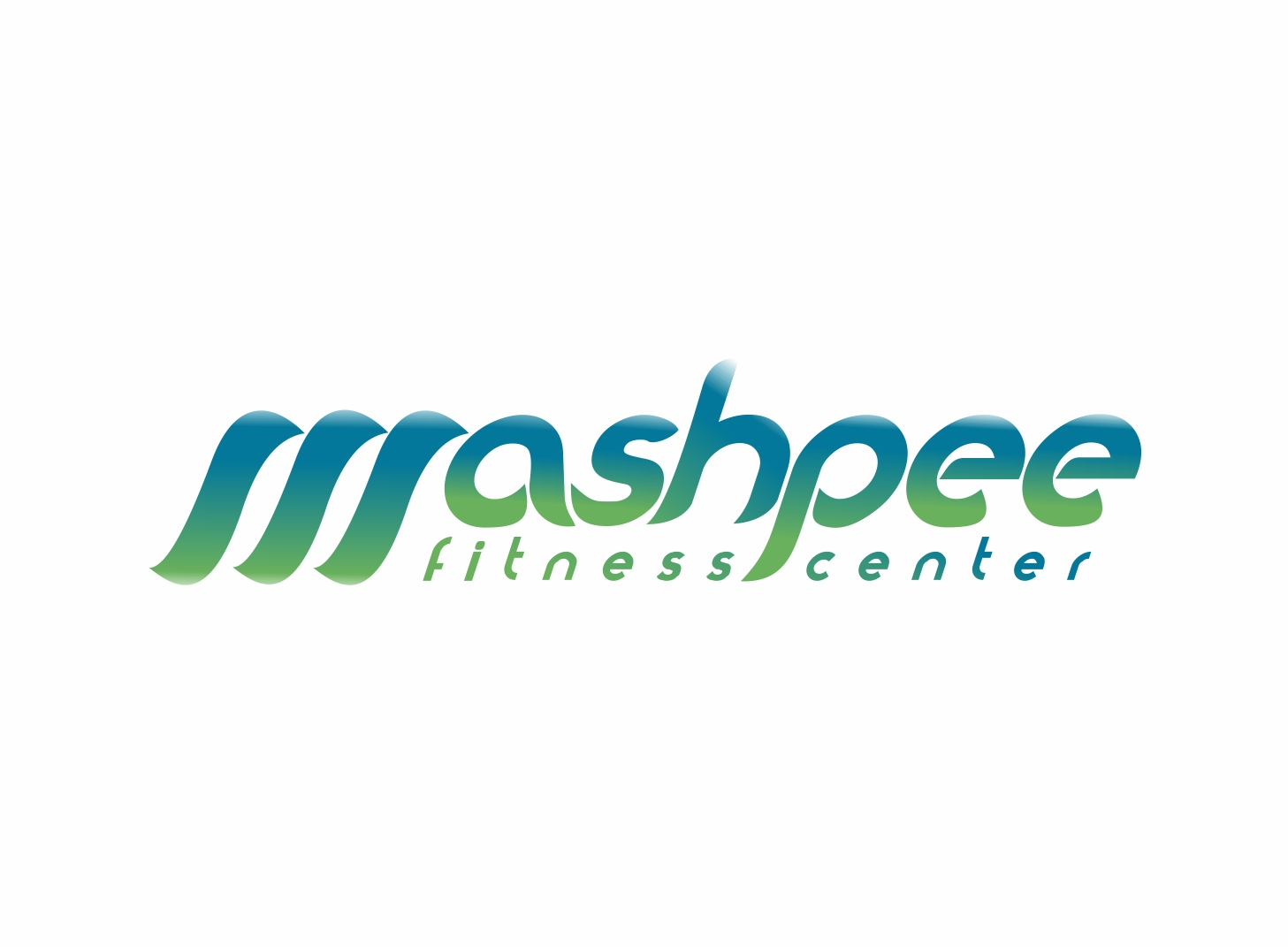 Logo Design by Zdravko Krulj - Entry No. 45 in the Logo Design Contest New Logo Design for Mashpee Fitness Center.