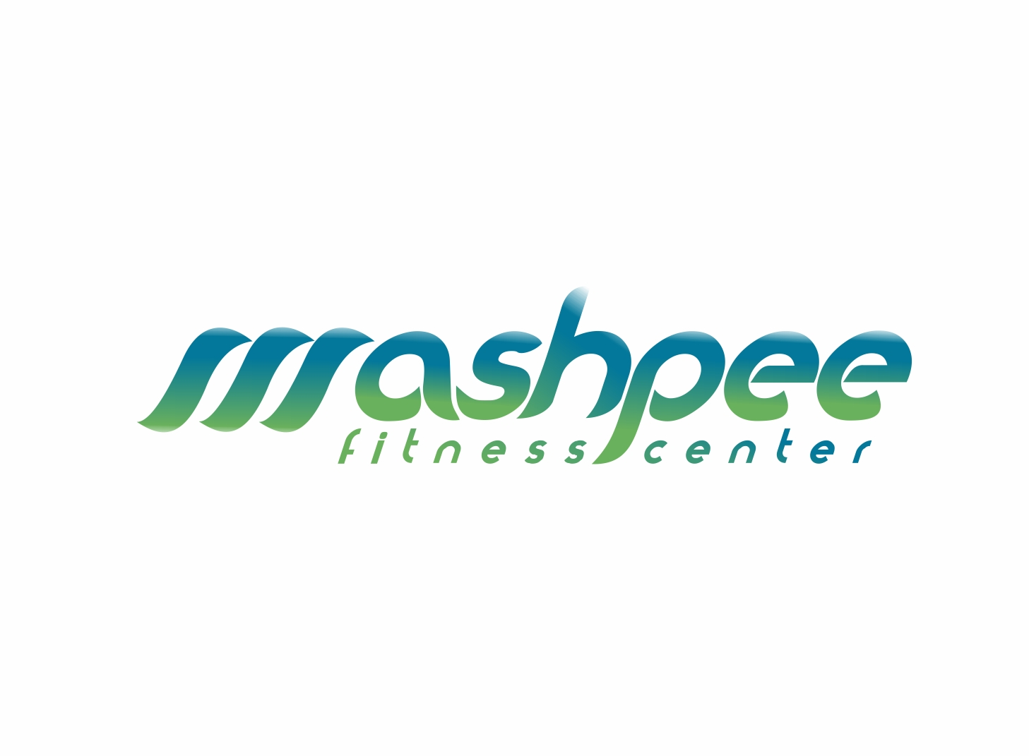 Logo Design by Zdravko Krulj - Entry No. 47 in the Logo Design Contest New Logo Design for Mashpee Fitness Center.