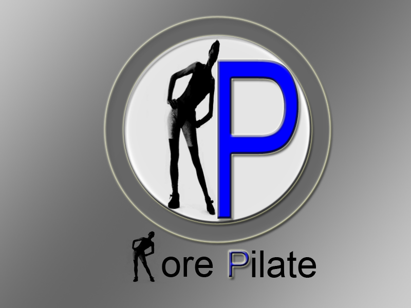 Logo Design by Aljohn Mana-ay - Entry No. 8 in the Logo Design Contest Core Pilates Logo Design.