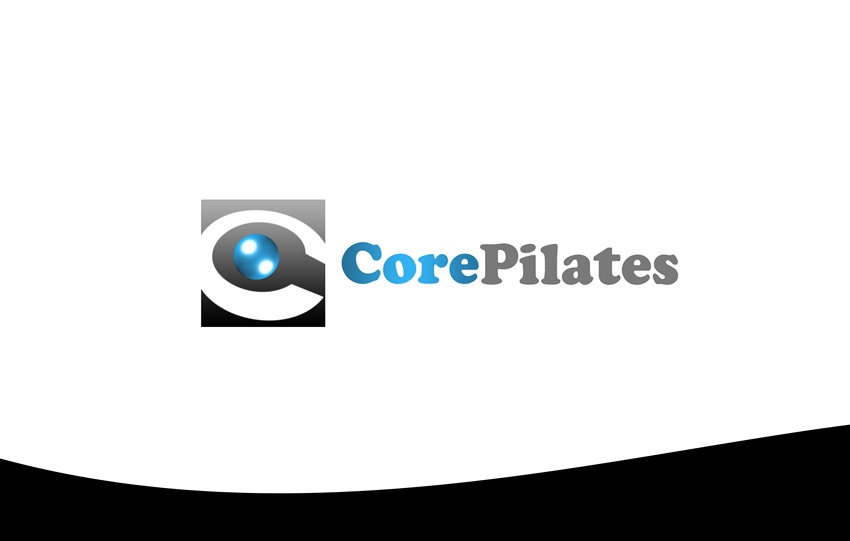Logo Design by Respati Himawan - Entry No. 12 in the Logo Design Contest Core Pilates Logo Design.