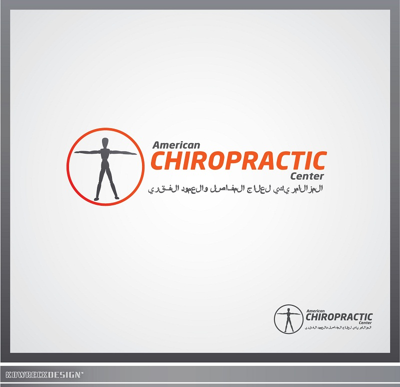 Logo Design by kowreck - Entry No. 109 in the Logo Design Contest Logo Design for American Chiropractic Center.