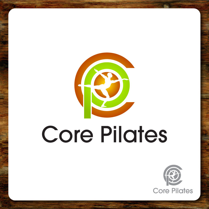 Logo Design by Rommel Delos Santos - Entry No. 15 in the Logo Design Contest Core Pilates Logo Design.