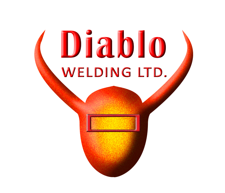 Logo Design by Sahil Dev - Entry No. 89 in the Logo Design Contest New Logo Design for Diablo Welding Ltd..