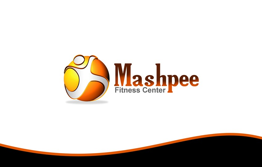Logo Design by Respati Himawan - Entry No. 49 in the Logo Design Contest New Logo Design for Mashpee Fitness Center.