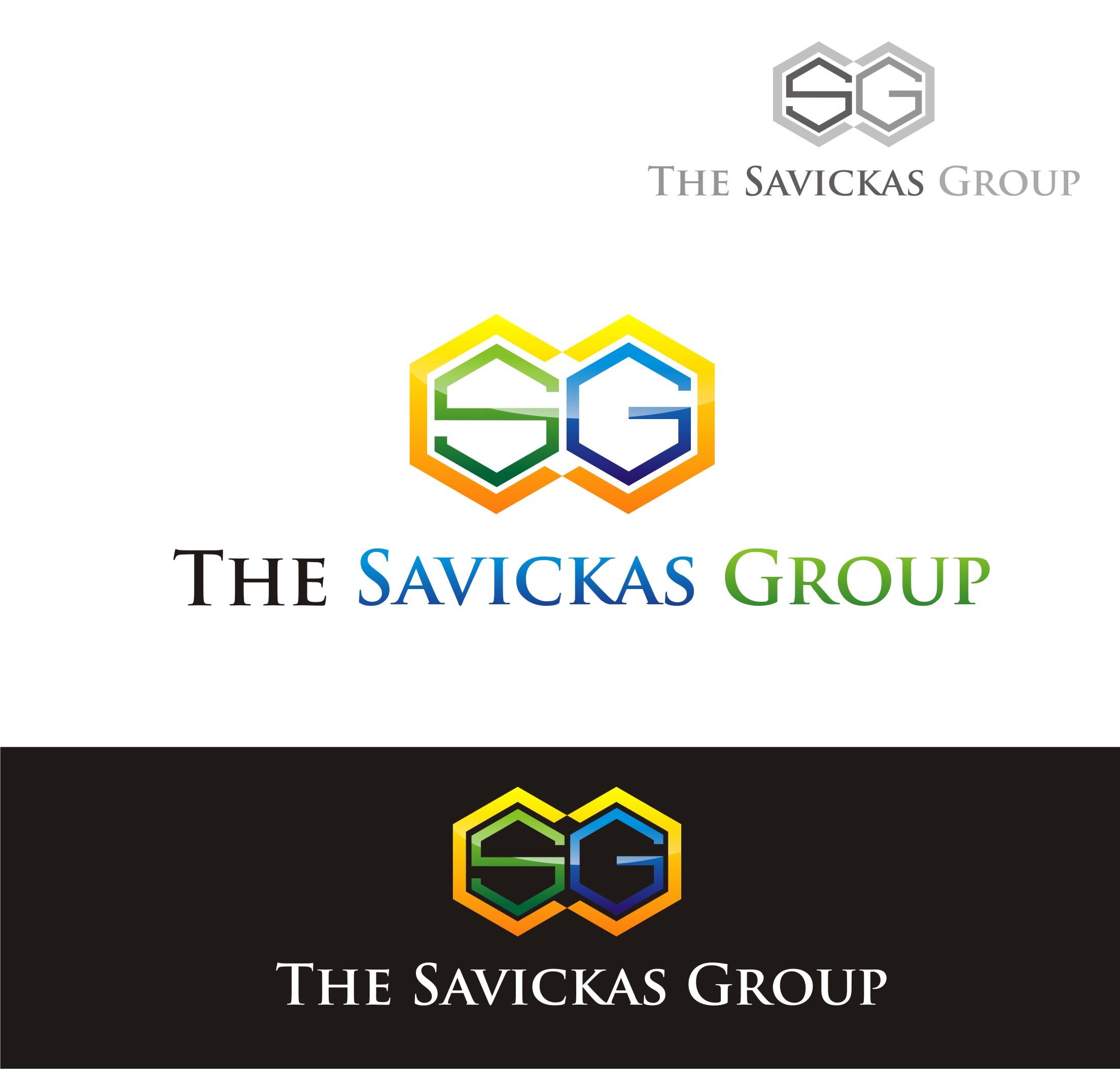 Logo Design by Felik Lahima Rahman - Entry No. 128 in the Logo Design Contest Logo Design Needed for Exciting New Company The Savickas Group.