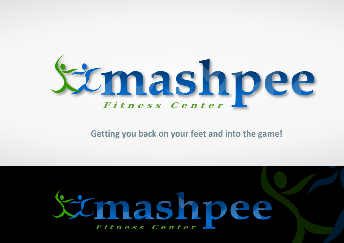 Logo Design by whoosef - Entry No. 50 in the Logo Design Contest New Logo Design for Mashpee Fitness Center.
