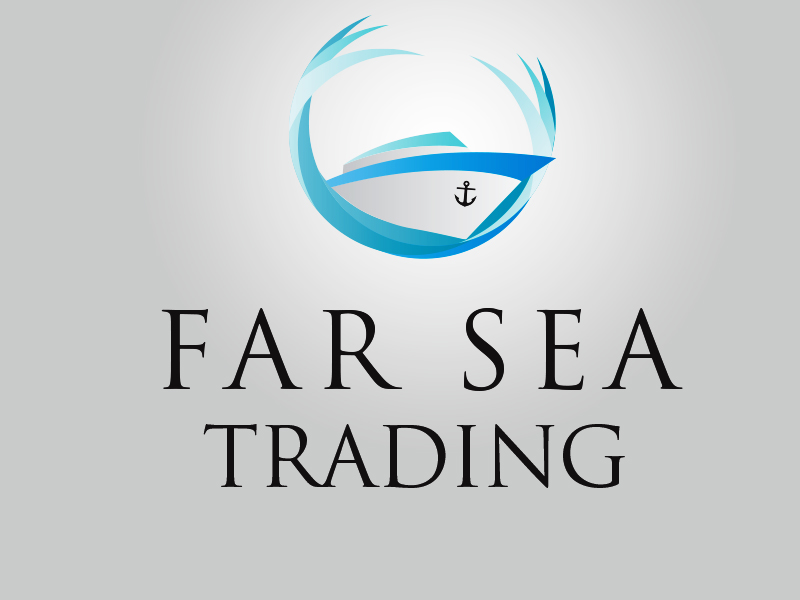 Logo Design by Mythos Designs - Entry No. 53 in the Logo Design Contest Unique Logo Design Wanted for Farsea Trading.