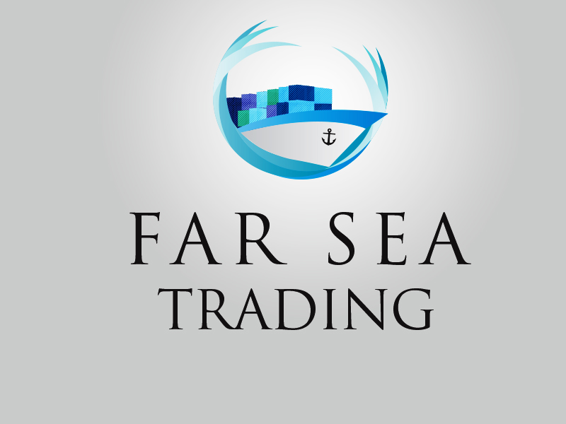 Logo Design by Mythos Designs - Entry No. 54 in the Logo Design Contest Unique Logo Design Wanted for Farsea Trading.