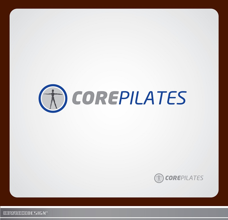 Logo Design by kowreck - Entry No. 17 in the Logo Design Contest Core Pilates Logo Design.