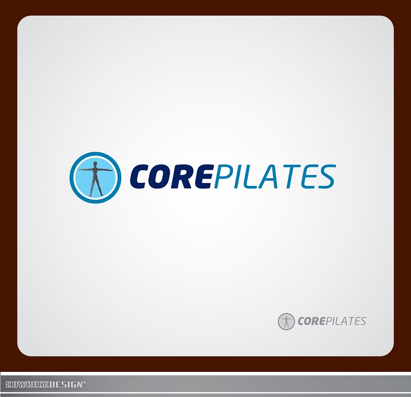 Logo Design by kowreck - Entry No. 18 in the Logo Design Contest Core Pilates Logo Design.