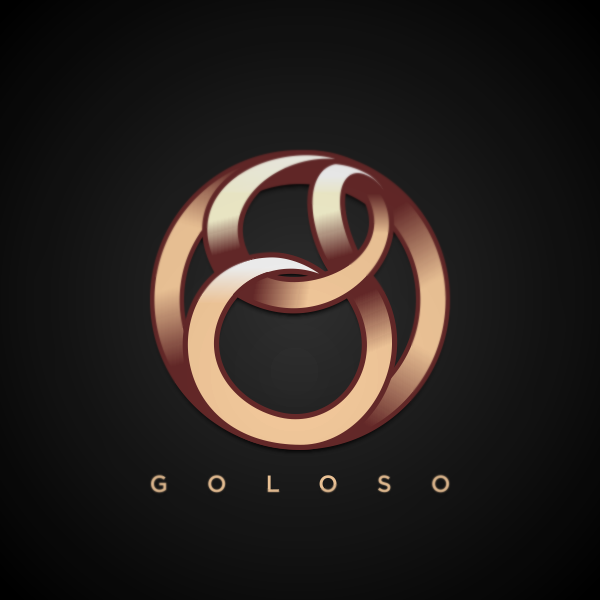 Logo Design by Private User - Entry No. 89 in the Logo Design Contest Unique Logo Design Wanted for Goloso.