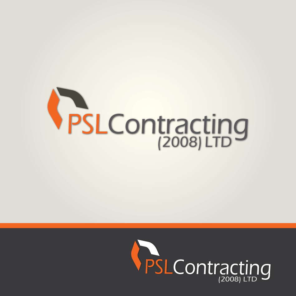 Logo Design by moonflower - Entry No. 39 in the Logo Design Contest PSL Contracting (2008) Ltd. Logo Design.