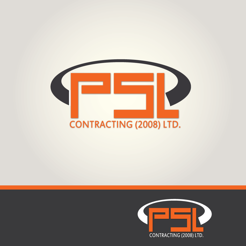 Logo Design by moonflower - Entry No. 40 in the Logo Design Contest PSL Contracting (2008) Ltd. Logo Design.