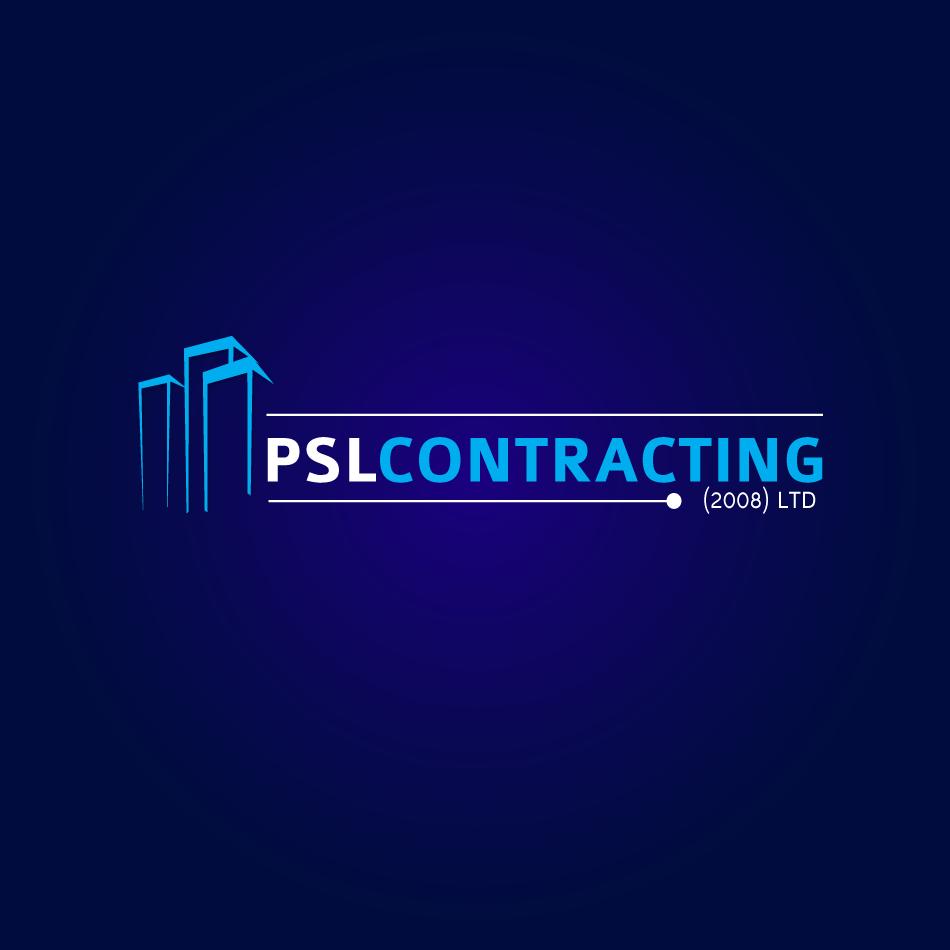Logo Design by moonflower - Entry No. 41 in the Logo Design Contest PSL Contracting (2008) Ltd. Logo Design.